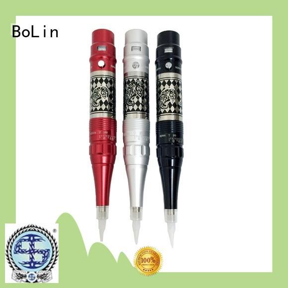 BoLin fast handmade tattoo machine promotion for eyebrow