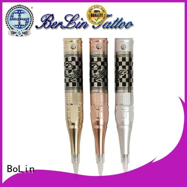 BoLin tattoo machine professional supplier for eyeliner