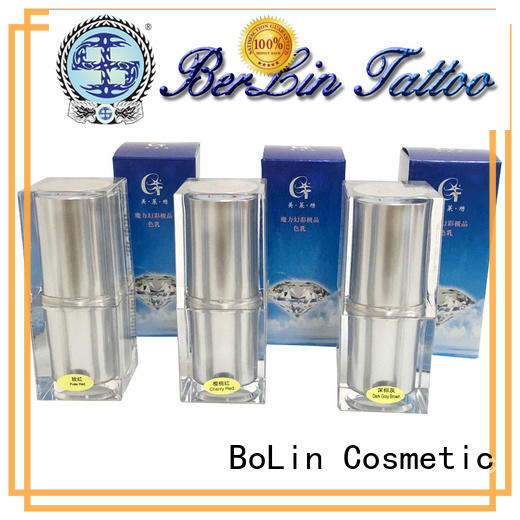 BoLin stable microblading pigments wholesale for lip