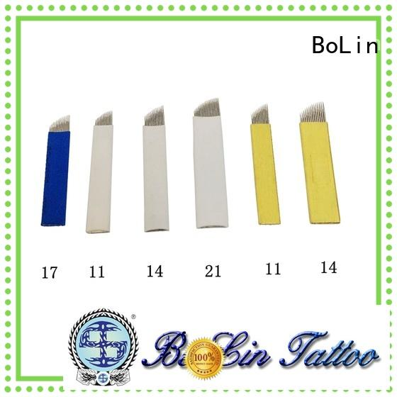 high quality tattoo needle cartridges factory price for salon