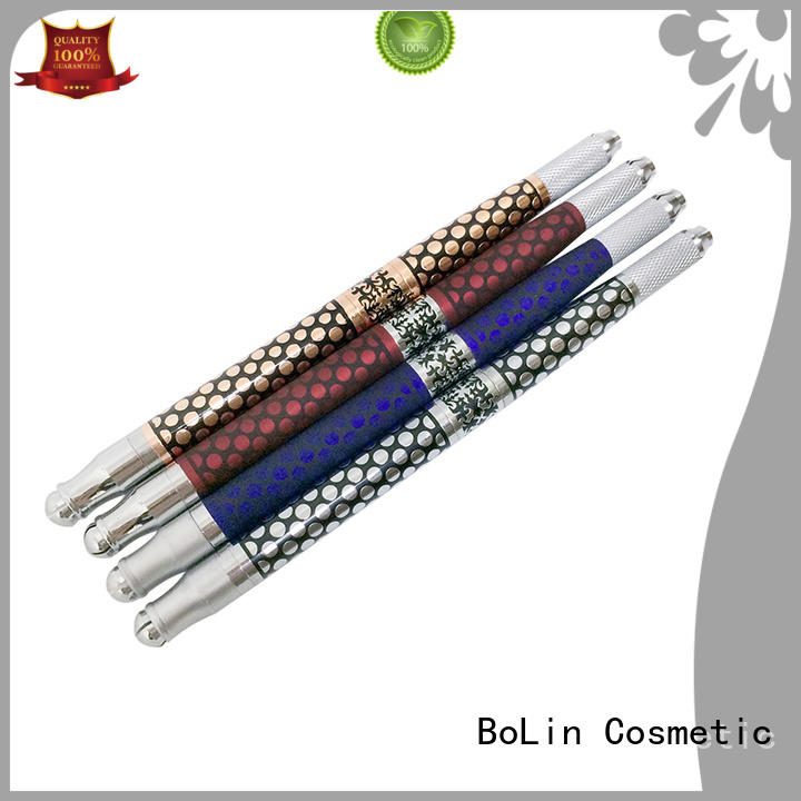 two best microblading pen from China for tattoo workshop BoLin
