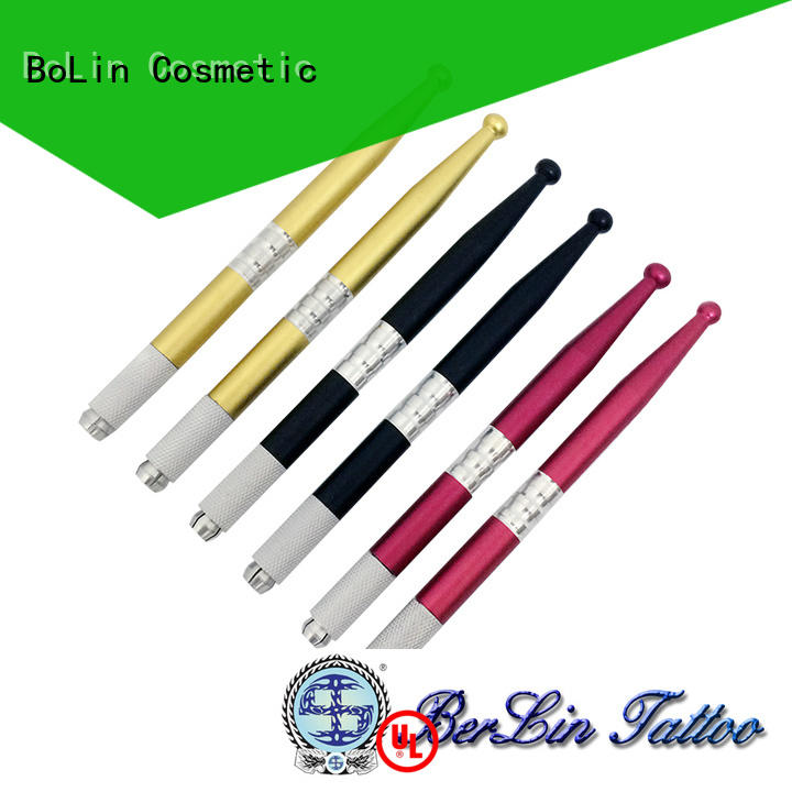 comfortable eyebrow tattoo pen light easy to use for beauty academy