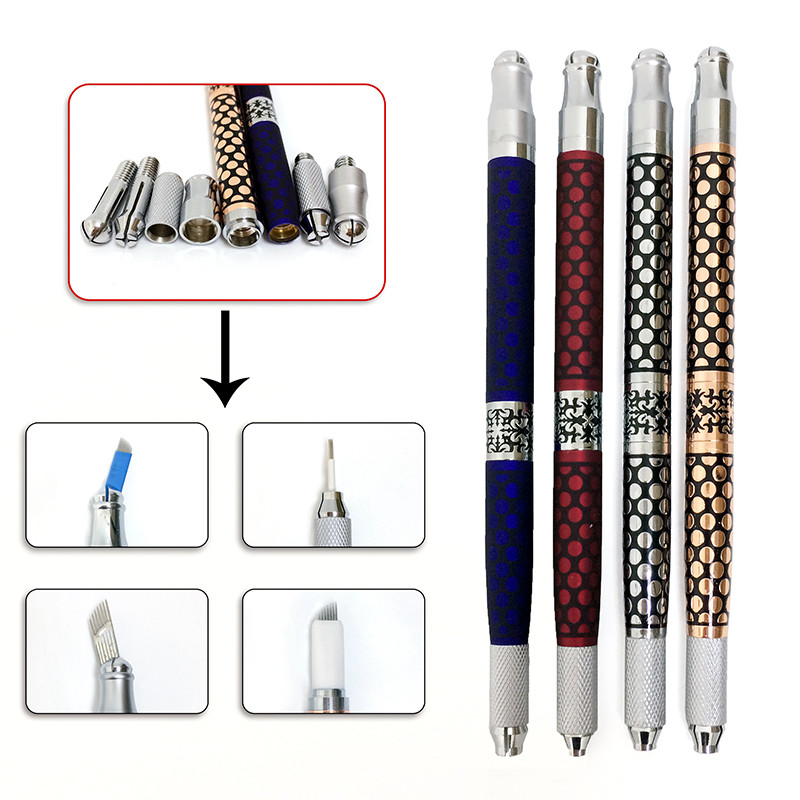 BoLin-Multifunctional 3D Eyebrow Microblading Manual Pen Bl-00154-1