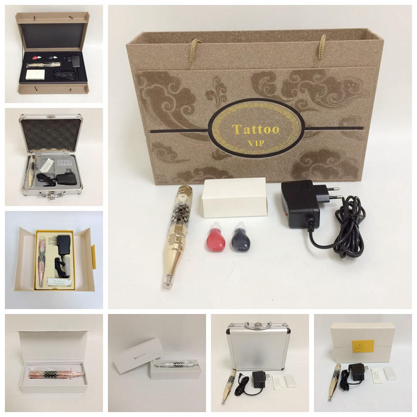 german quality makeup semi rotary pen tattoo machine BoLin Brand