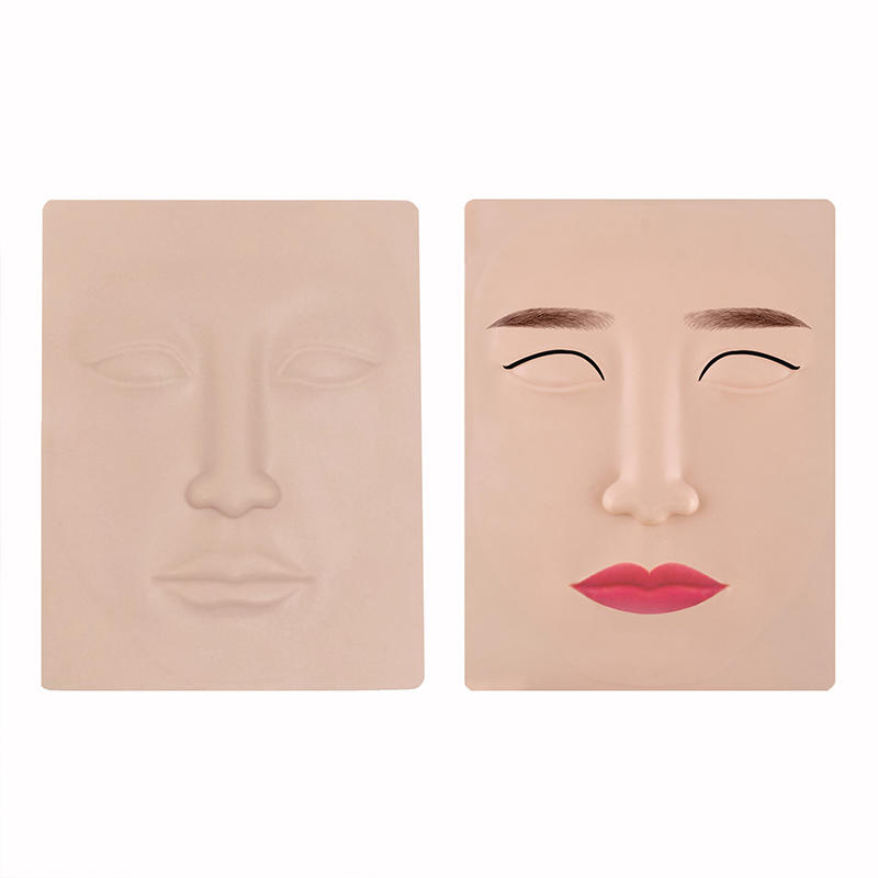 3D Silicone Face Practice Skin BL-00249