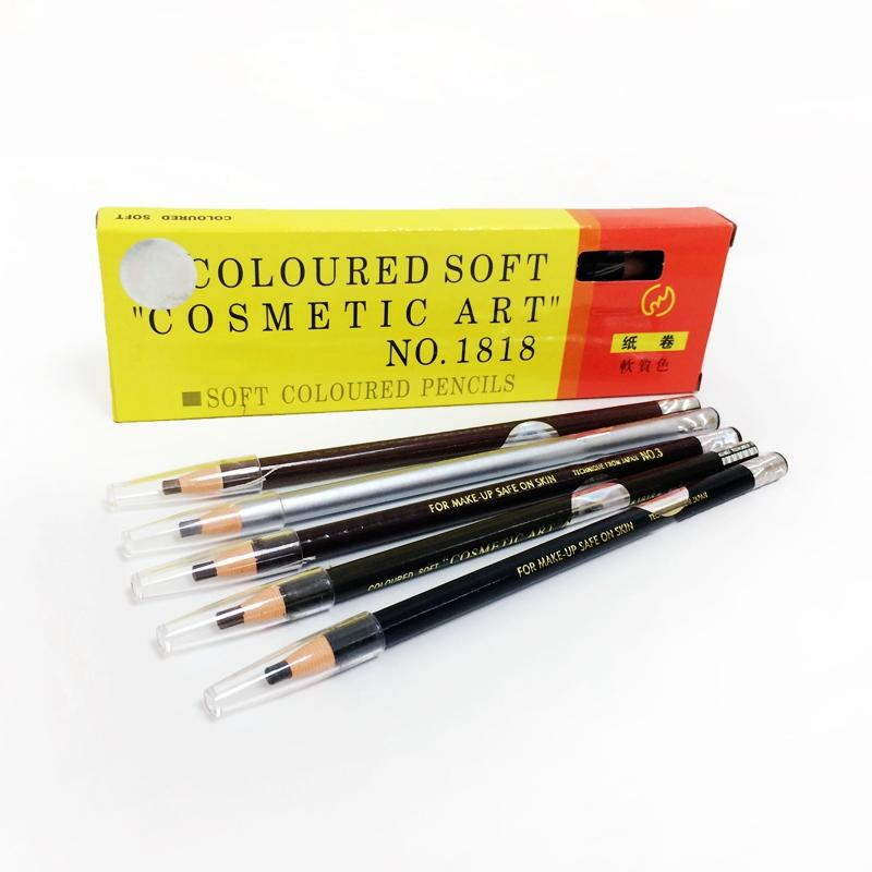 100% essence of pure plant  Long-lasting Eyebrow Peel Off Pencils For Microblading BL-00088