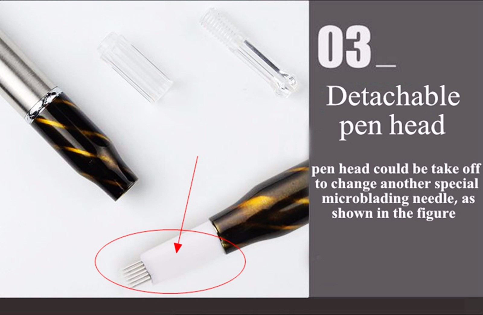 good quality microblading manual pen 3d from China for tattoo workshop-6