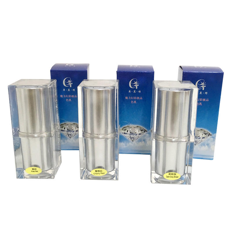 Best Quality Permanent Makeup Eyebrow Organic Pigment BL-00011