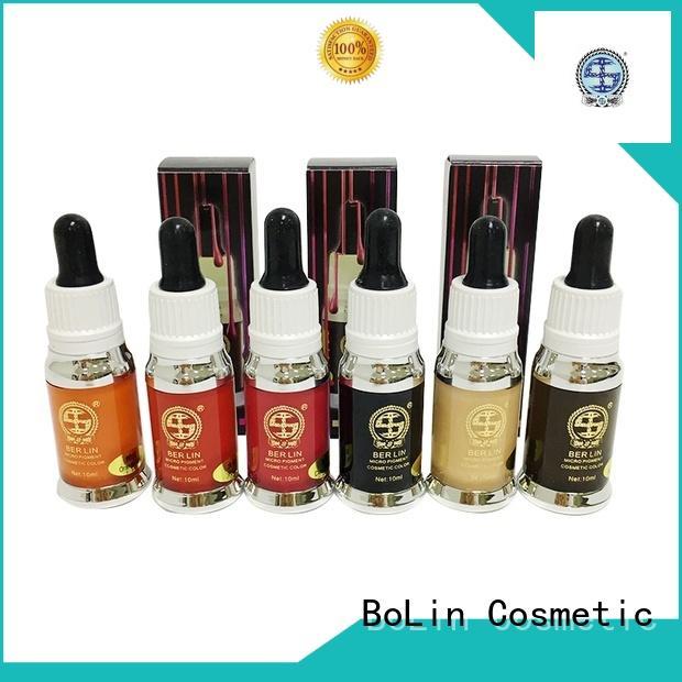 eternal cosmetic eyebrows pigment powder eyebrow BoLin