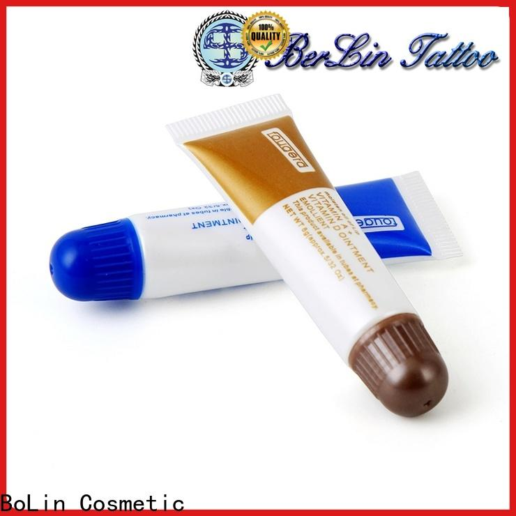 BoLin tattoo aftercare directly price for training school