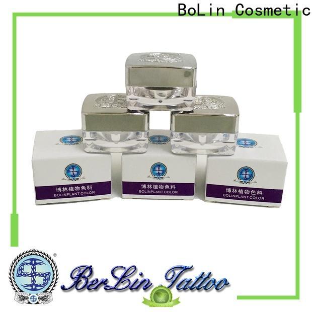 BoLin pigment tattoo wholesale for small tattoo
