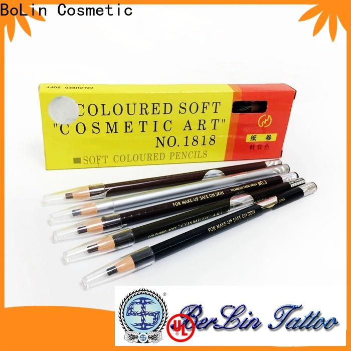 BoLin long lasting eyebrow tattoo removal directly price for salon