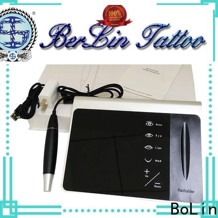 low noise LCD Screen Permanent Makeup Machine on sale for MTS