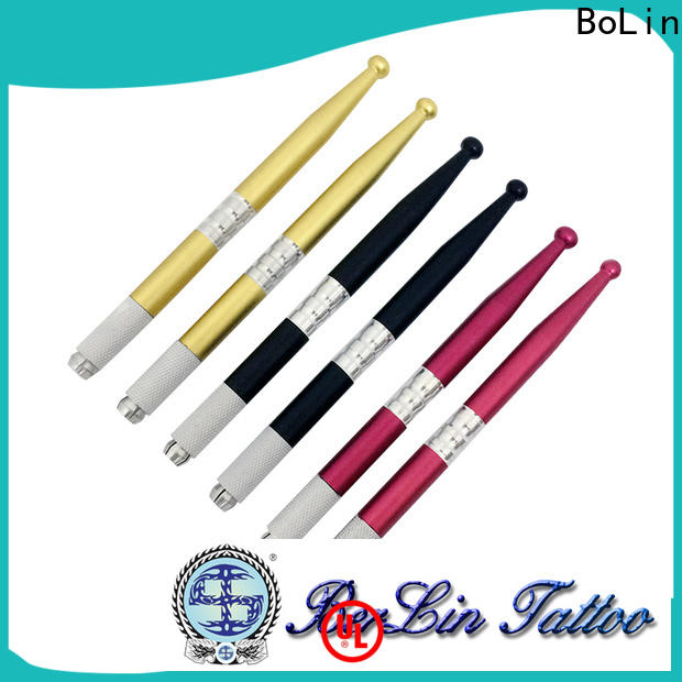 BoLin microblading manual pen easy to use for tattoo workshop