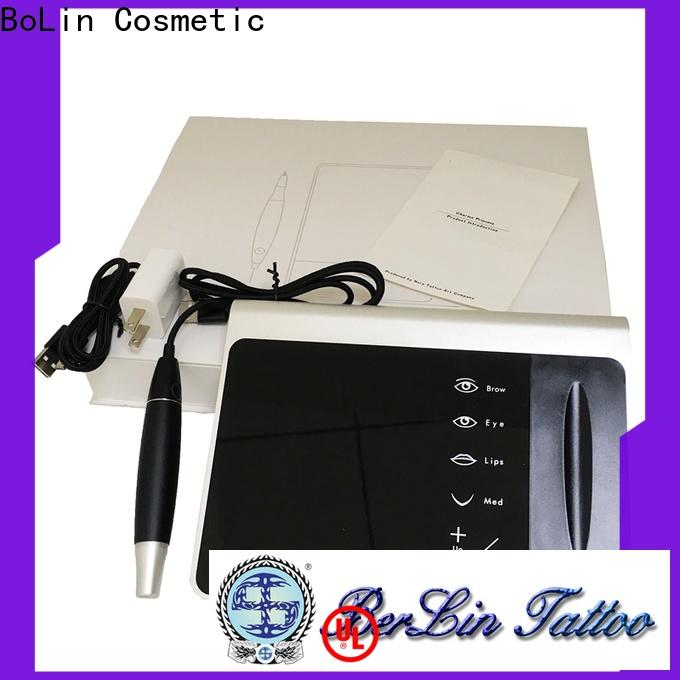 BoLin LCD Screen Permanent Makeup Machine directly price for lip