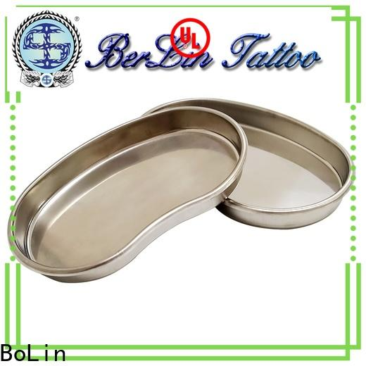 BoLin pure tattoo ink cups promotion for beauty academy
