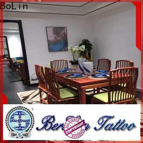 BoLin technical online for tattoo workshop