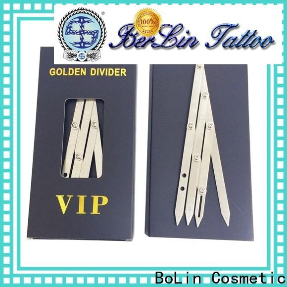 BoLin tattoo eyebrow pencils manufacturer for training school