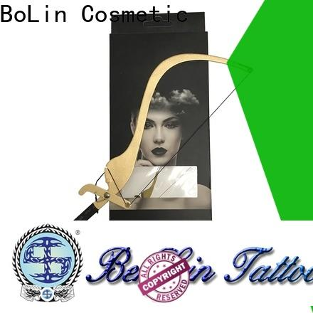 BoLin secure tattoo eyebrow pencils directly price for salon