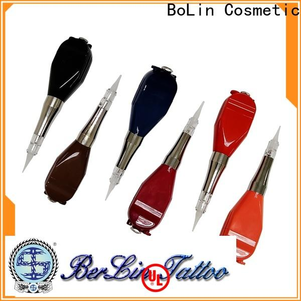 BoLin powerful eyebrow maker machine China for tattoo workshop