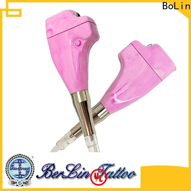BoLin wireless tattoo machine supplier for lip