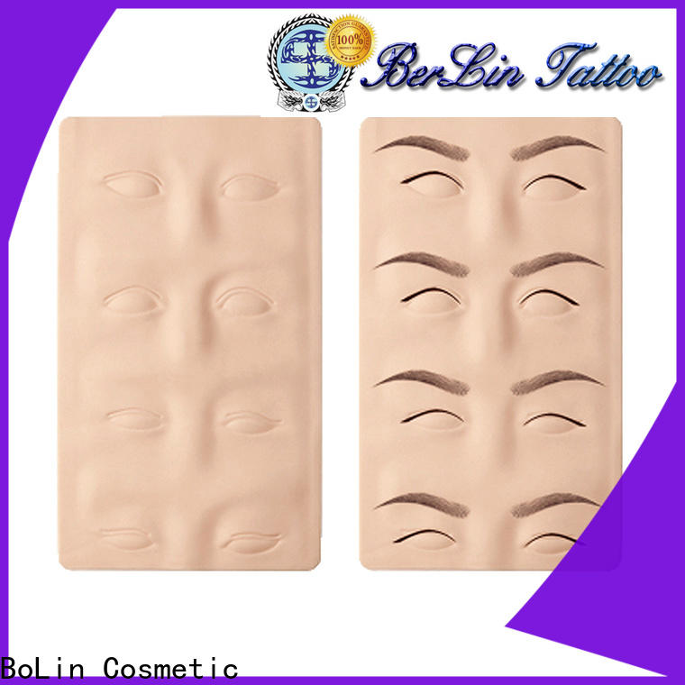 lightweight silicone tattoo skin manufacturer for beauty school