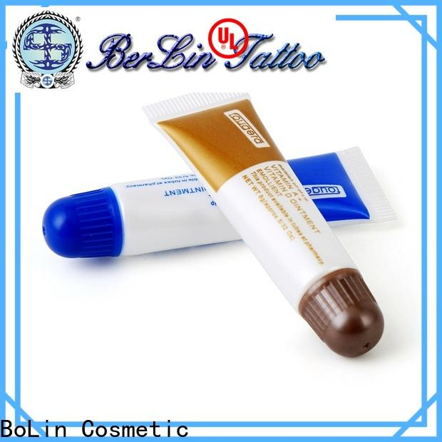 BoLin good quality tattoo aftercare directly price for training school