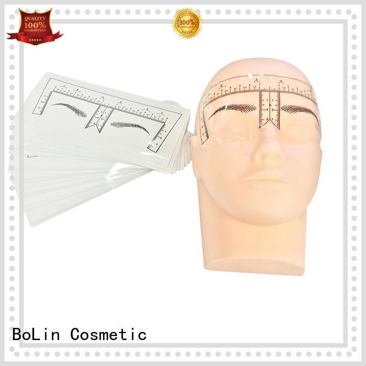 BoLin practial skin tattoo manufacturer for training school