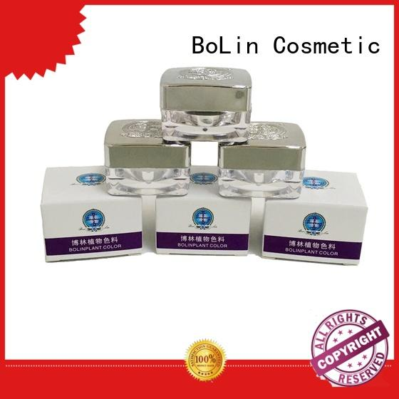 cosmetic pigments quality pure microblading Warranty BoLin