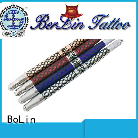 BoLin two manual eyebrow tattoo pen online for home