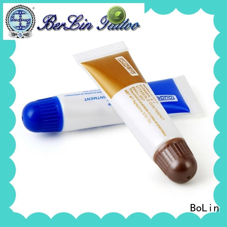 BoLin bl00140 tattoo aftercare cream promotion for beauty shop