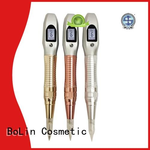 micropigmentation lip digital lcd BoLin Brand tattoo machine rotary supplier