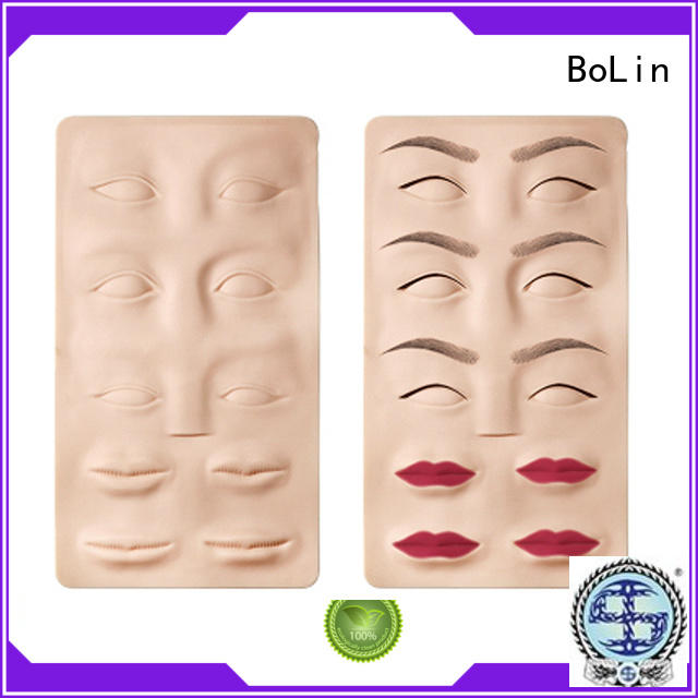 BoLin lightweight practice skin tattoo directly price for tattoo learners