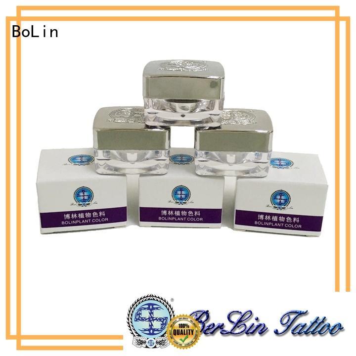 BoLin safe permanent lip liner manufacturer for eyebrow
