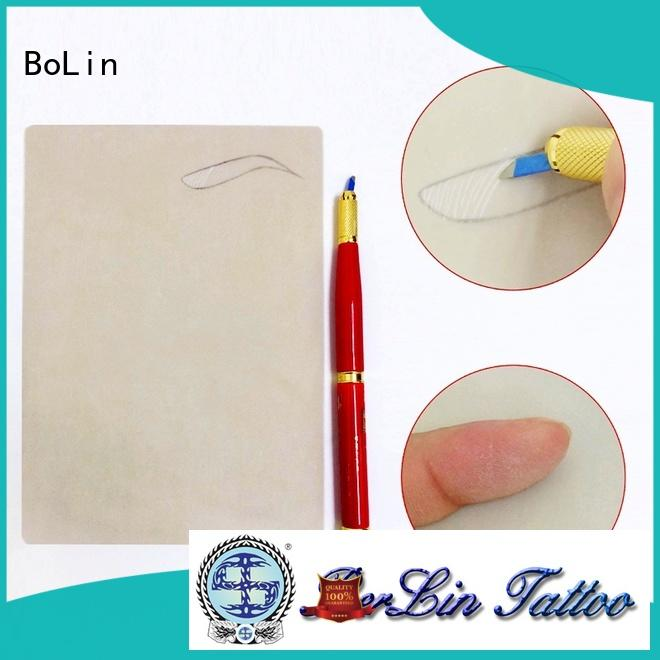 BoLin practial eyebrow measuring tool on sale for artists