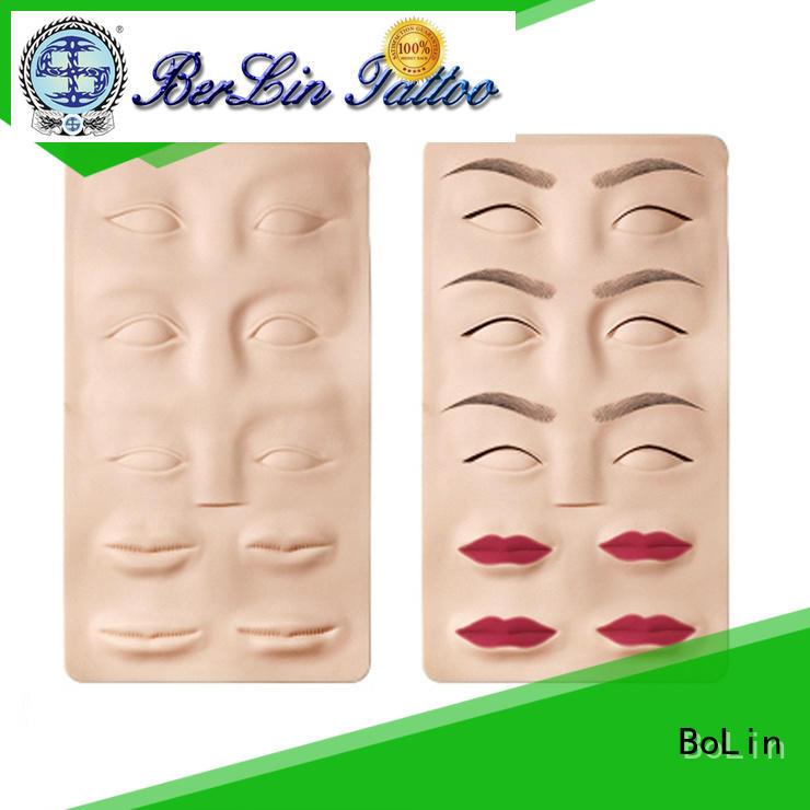BoLin eyebrow measurement ruler on sale for training school