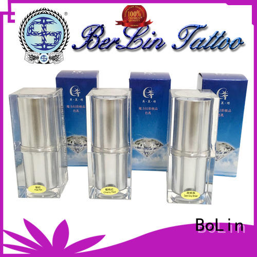 BoLin stable pigment tattoo manufacturer for small tattoo