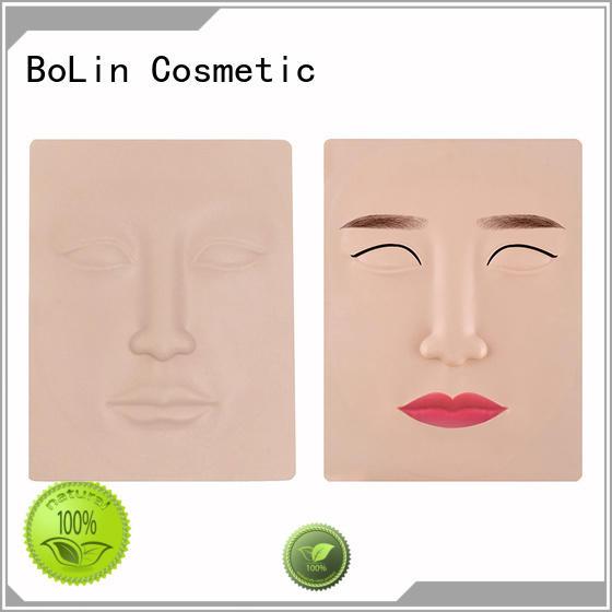 blank eyeliner tattoo practice skin BoLin Brand