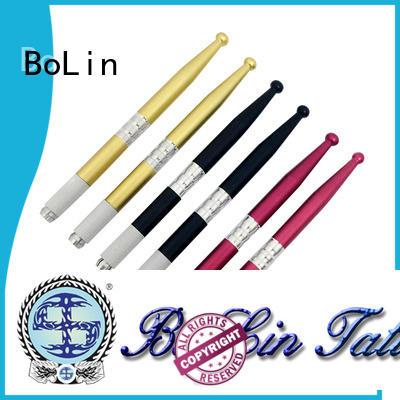 BoLin eyebrow eyebrow tattoo pen online for tattoo workshop