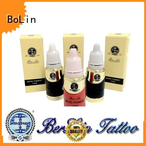 BoLin essence pigment tattoo manufacturer for eyebrow