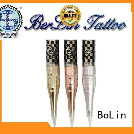 BoLin technical handmade tattoo machine on sale for eyeliner