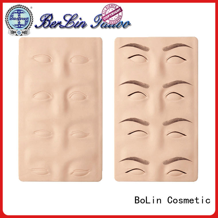 BoLin good quality practice skin tattoo directly price for training school