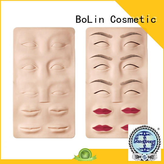 oft eyebrow measurement ruler directly price for beauty school BoLin