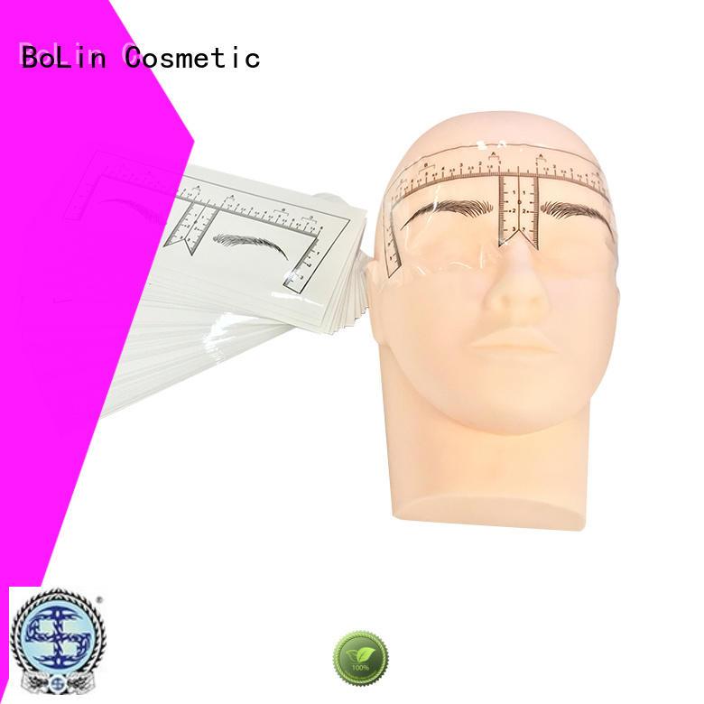 practial eyebrow measuring tool on sale for training school
