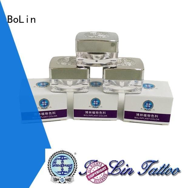 BoLin pigment tattoo online for lip