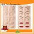 eyebrow measuring device rubber tattoo practice skin eyebrow company