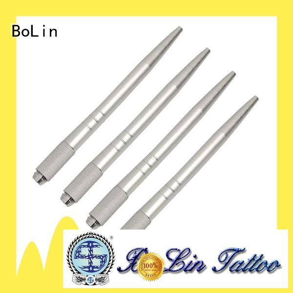 BoLin comfortable tattoo pen easy to use for tattoo workshop