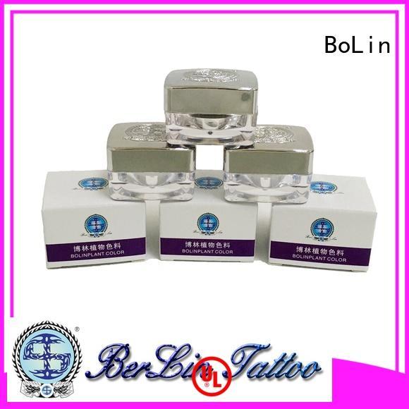 BoLin permanent lip liner manufacturer for eyebrow