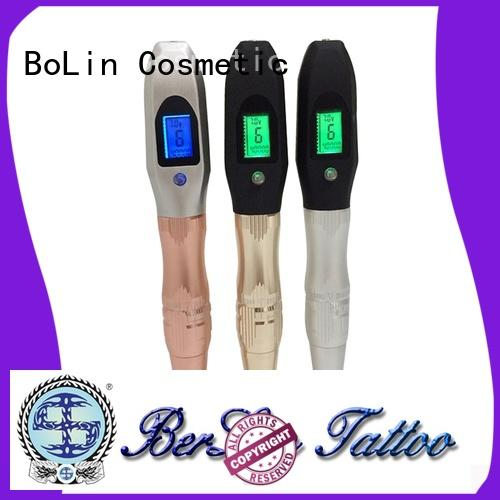 BoLin stable digital tattoo machine factory price for training school