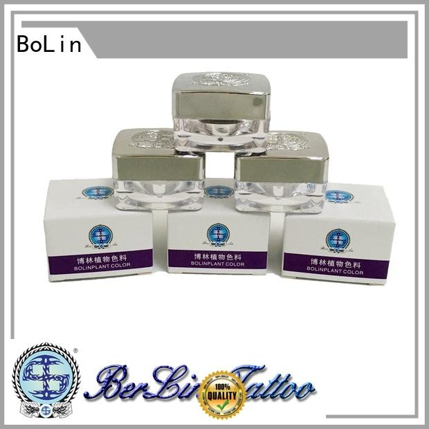 BoLin bottle microblading pigments manufacturer for MTS